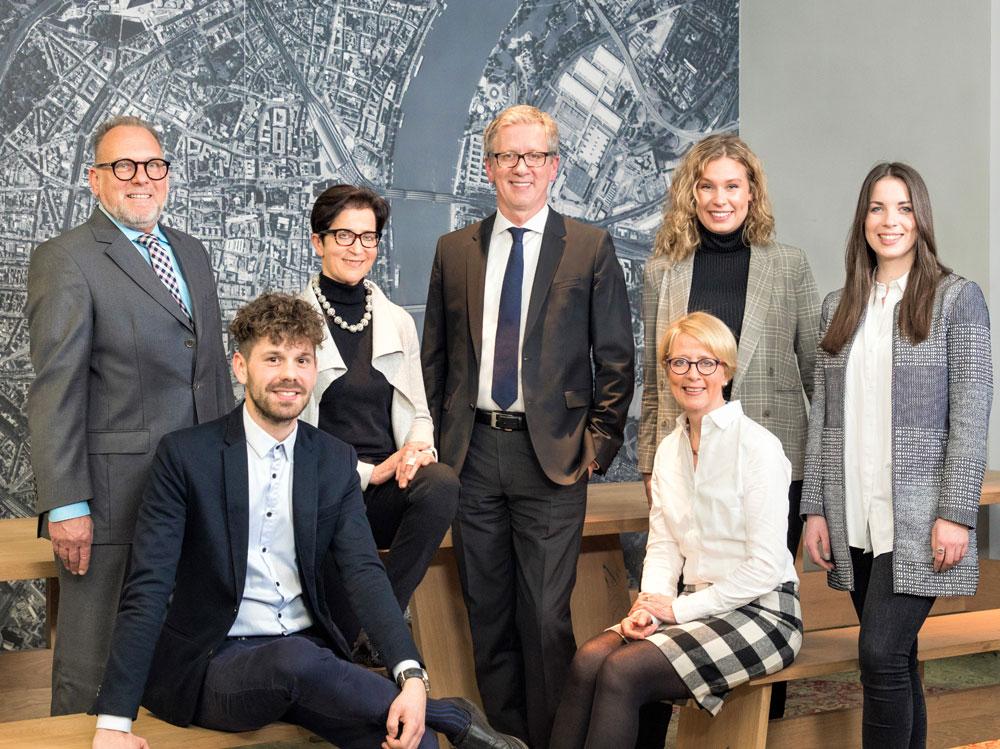 Personalberatung Köln Team